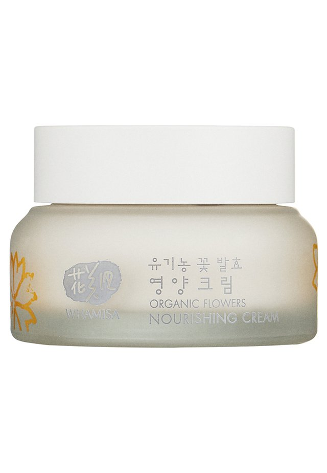 ORGANIC FLOWERS NOURISHING CREAM  - Face cream - -