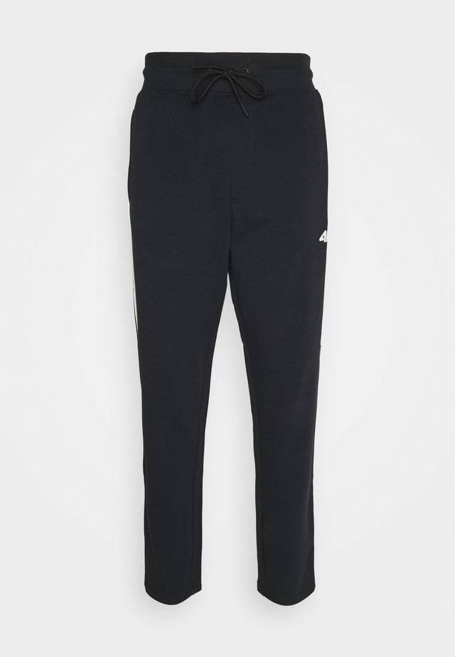 Men's sweatpants - Tracksuit bottoms - black