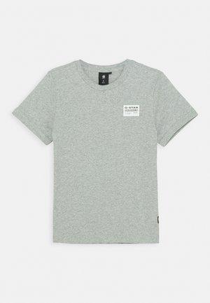 TEE - T-shirts basic - mid grey