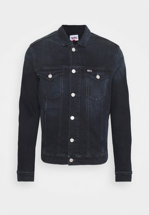 TRUCKER JACKET COBBS - Jeansjacka - blue denim