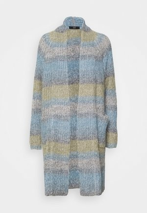 MALIA BEACH LONG CARDIGAN - Cardigan - multi colour