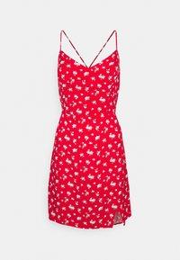 Hollister Co. - SHORT DRESS - Day dress - red - 3