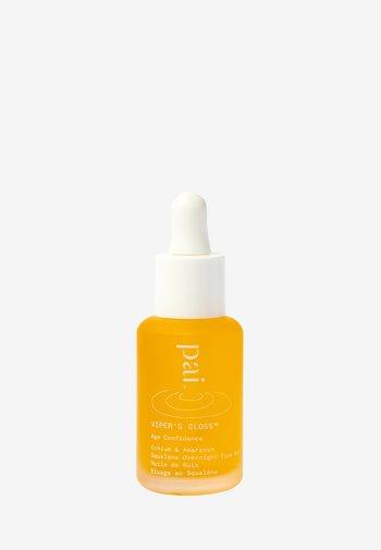 VIPER'S GLOSS - Face oil - -