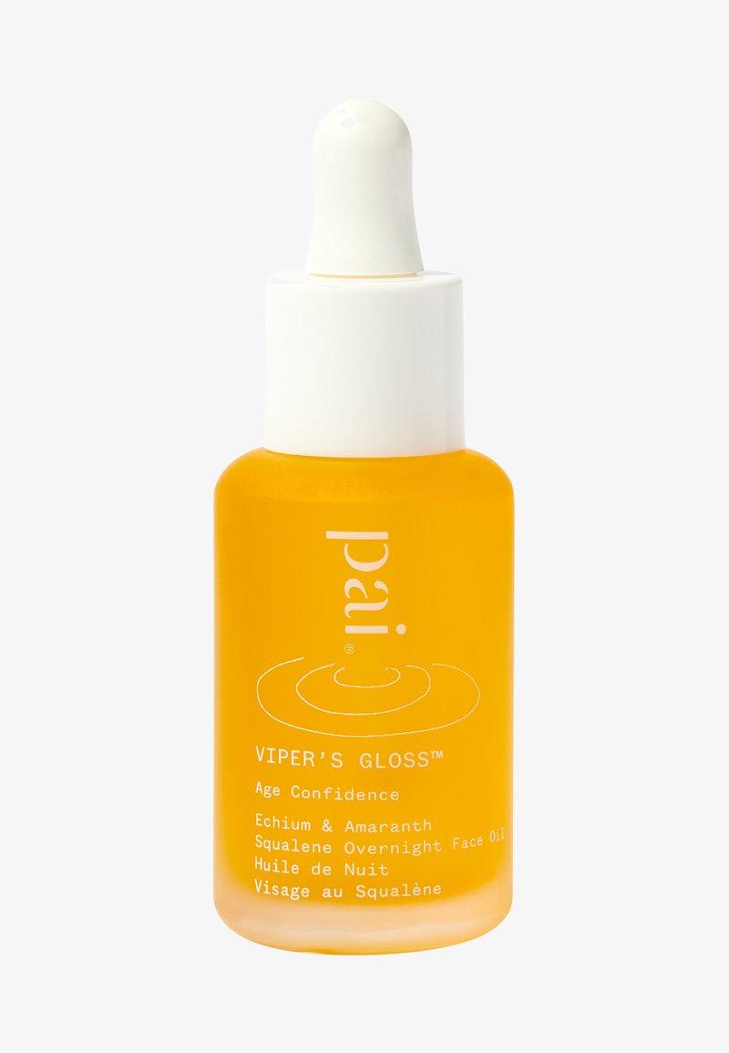 Pai Skincare - VIPER'S GLOSS - Face oil - -