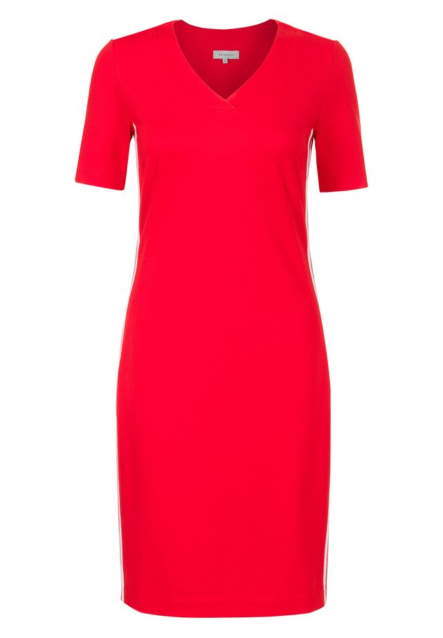 APPAREL DORTY - Day dress - red