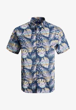 BOTANIKPRINT - Shirt - ensign blue