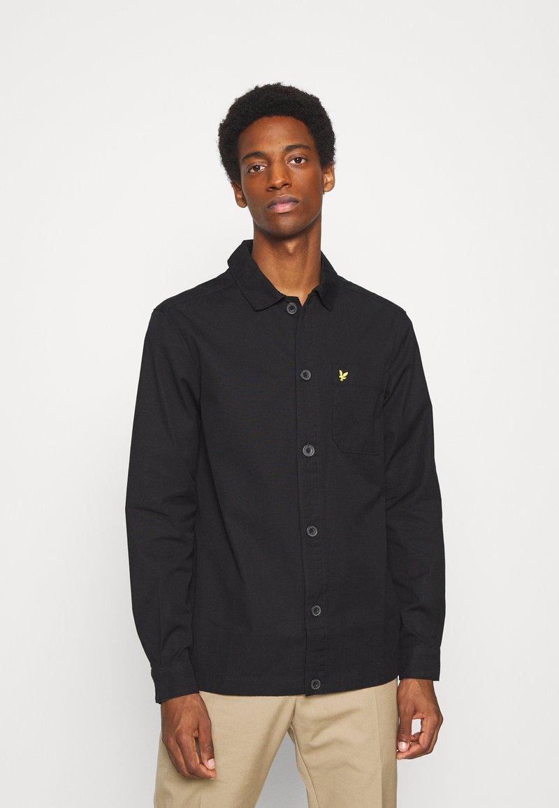 Lyle & Scott - Shirt - jet black
