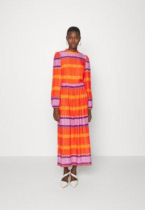 CASA STRIPE DRESS - Maxi-jurk - multi