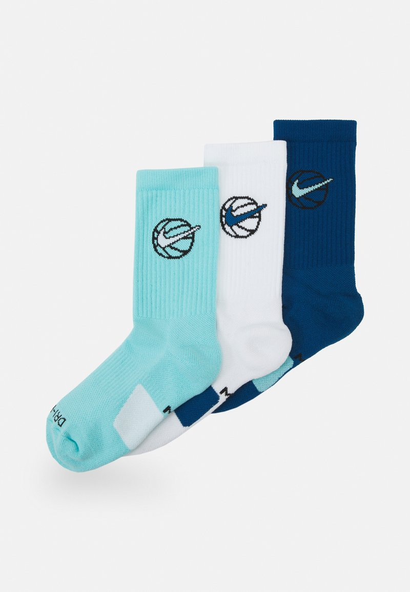 Nike Performance - BASKETBALL SOCKS 3 PACK - Sports socks - multicolor