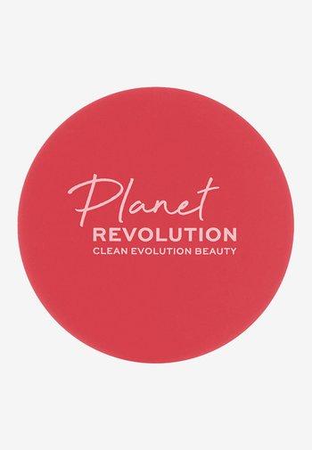 PLANET REVOLUTION THE COLOUR POT - Lip & cheek tint - coral pop