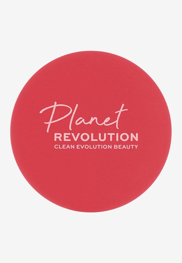 PLANET REVOLUTION THE COLOUR POT - 2-in-1: lip & wang - coral pop