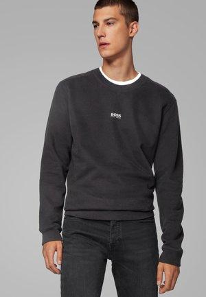 WEEVO - Sweater - black