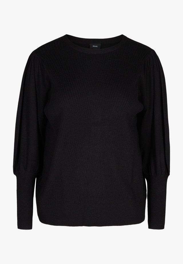 CAELLA  - Sweter - black
