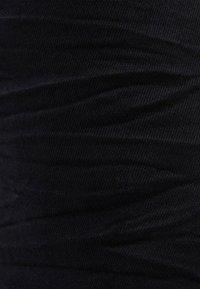 Bershka - Slim fit jeans - black - 4