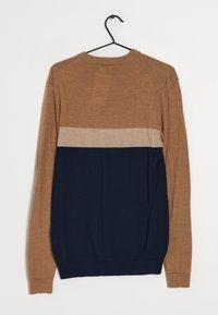 Next - Stickad tröja - multi-colored - 1