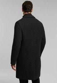Esprit Collection - COAT 2IN1 - Manteau classique - anthracite - 5