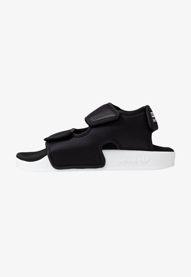 ADILETTE 3.0 - Sandals - core black/footwear white