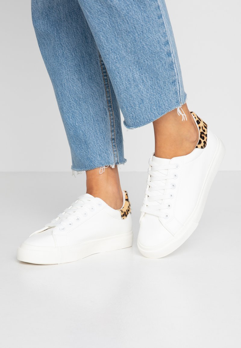 New Look - MANNY - Trainers - white