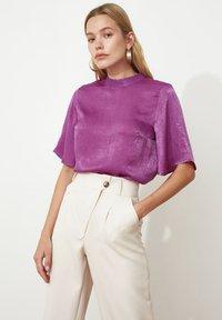 Trendyol - PARENT - Blouse - purple - 0