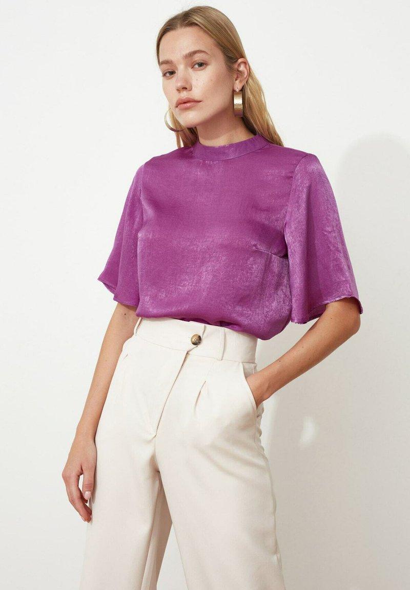 Trendyol - PARENT - Blouse - purple