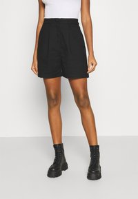 Monki - NIMMI SUITING  - Shorts - black dark unique - 0