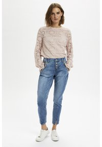 Cream - CRHOLLY - Slim fit jeans - light blue denim - 1