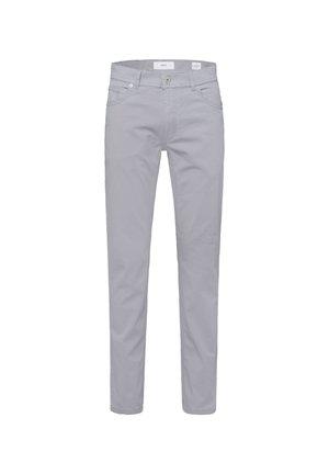 STYLE COOPER FANCY  - Pantalon classique - silver