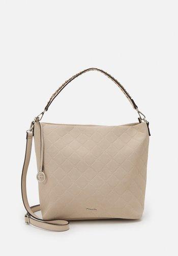 ANASTASIA  - Shopping bag - sand