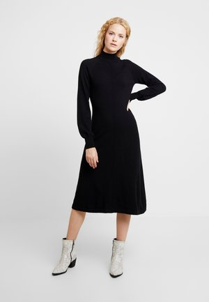 BYNADA DRESS - Jumper dress - black