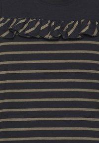 Lemon Beret - GIRLS DRESS - Žerzejové šaty - olive night - 2