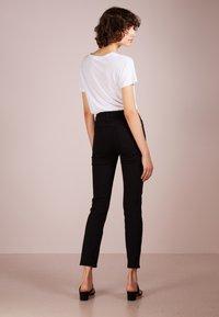 Frame Denim - LE HIGH  - Jeans Skinny Fit - film noir - 2