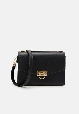 HENDRIX - Handbag - black
