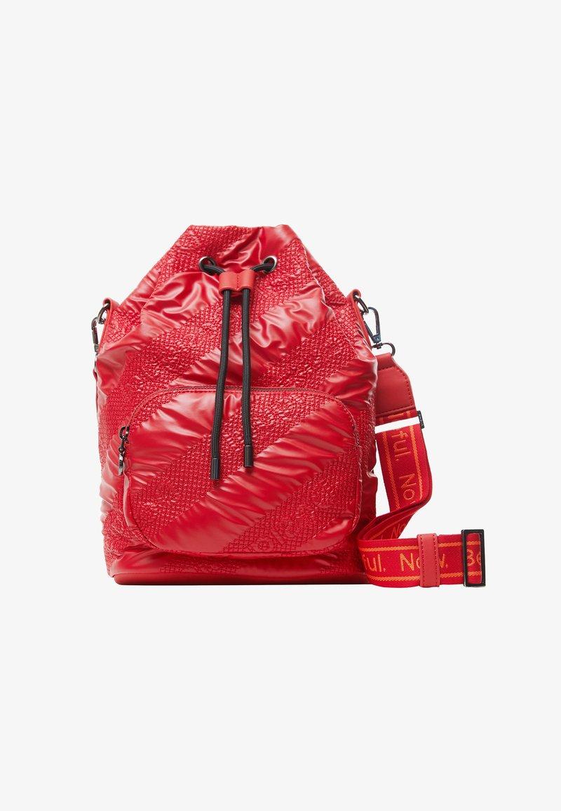 Desigual - TAIPEI  - Handbag - red