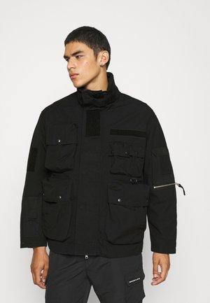 J-BUMS - Summer jacket - black