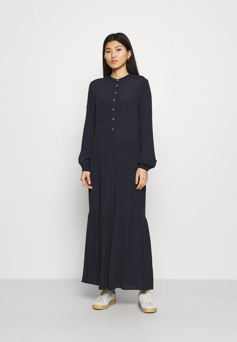 esmé studios - ISLA MAXI DRESS - Maxi šaty - saphire