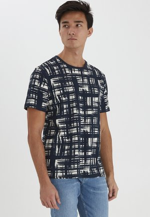 THOR AOP - Print T-shirt - navy blazer
