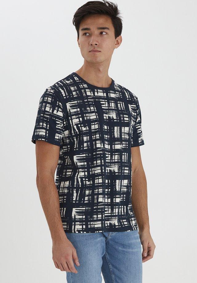 THOR AOP - T-shirt print - navy blazer