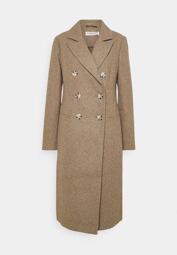 LADIES COAT - Classic coat - oatmeal