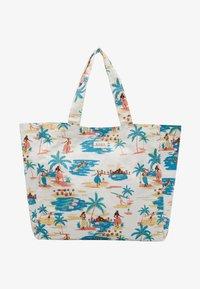 Roxy - ANTI TOTE  - Shopping bag - snow white honolulu - 1