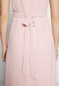 Dorothy Perkins - BLUSH PLEAT FRONT KEYHOLE MAXI DRESS - Iltapuku - pink - 5