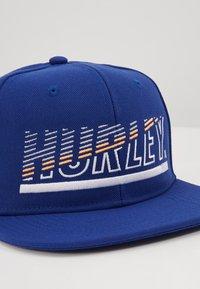 Hurley - CHOPPED CAP - Cap - deep royal blue - 2