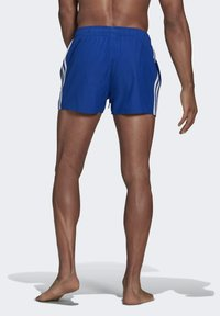 adidas Performance - CLASSIC 3-STRIPES   - Surfshorts - blue - 1