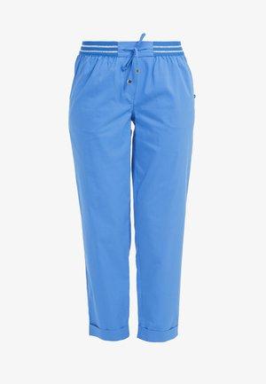GLITZEREFFEKT - Trousers - blau