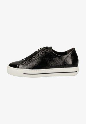 Sneakersy niskie - schwarz 097