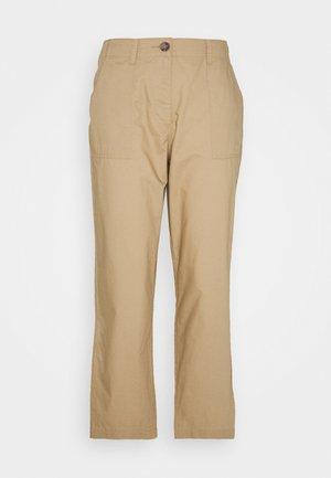Pantalones - stone