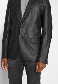 Antony Morato - SLIM JACKET ZELDA - Blazer jacket - black - 5