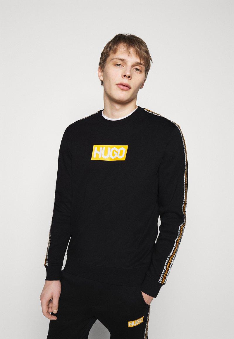 HUGO - DUBESHI  - Sweatshirt - black