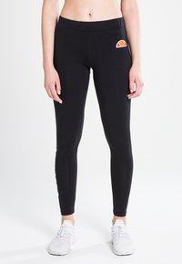 Ellesse - SOLOS - Leggings - Trousers - anthracite - 0