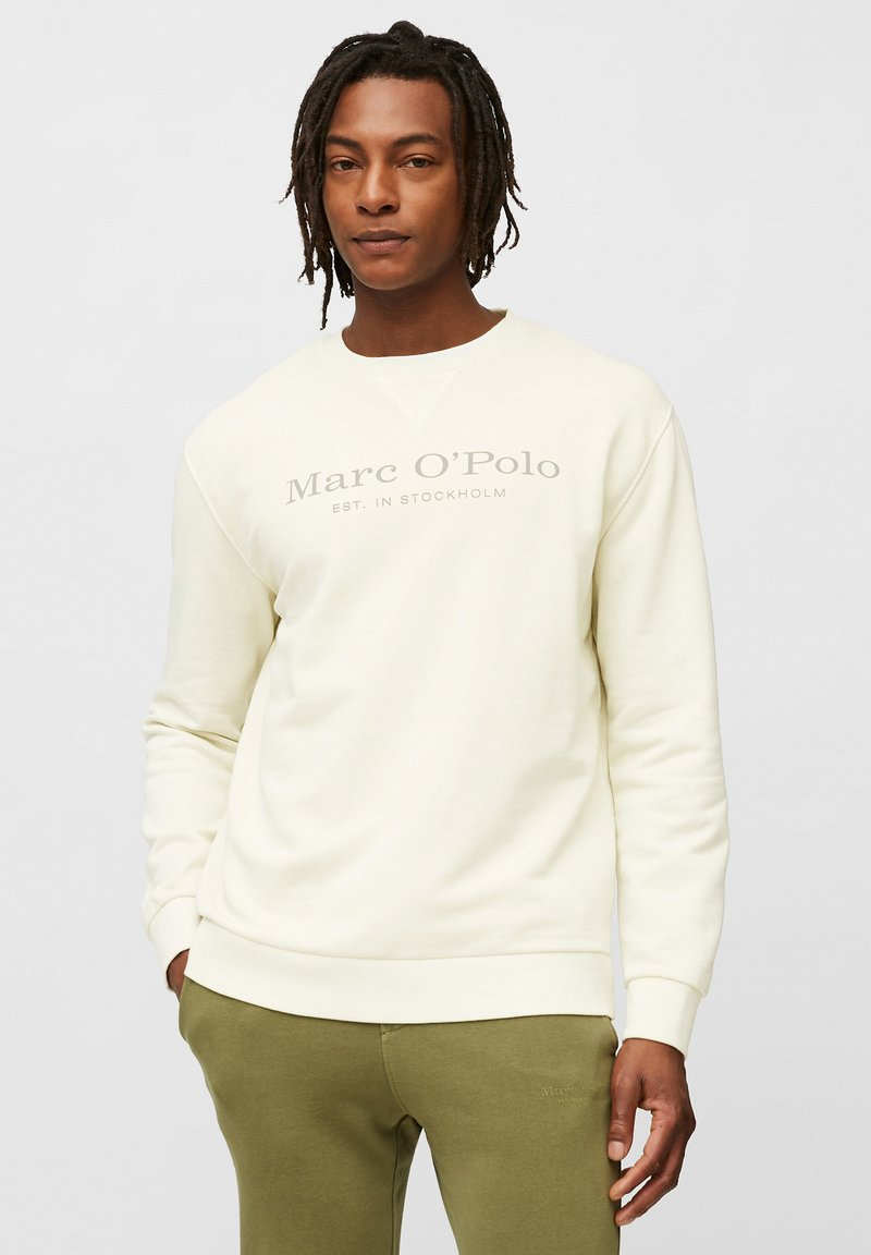 Marc O'Polo - Sweatshirt - white