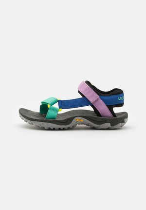 KAHUNA - Walking sandals - multicolor